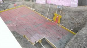 Bauteilaktivierung