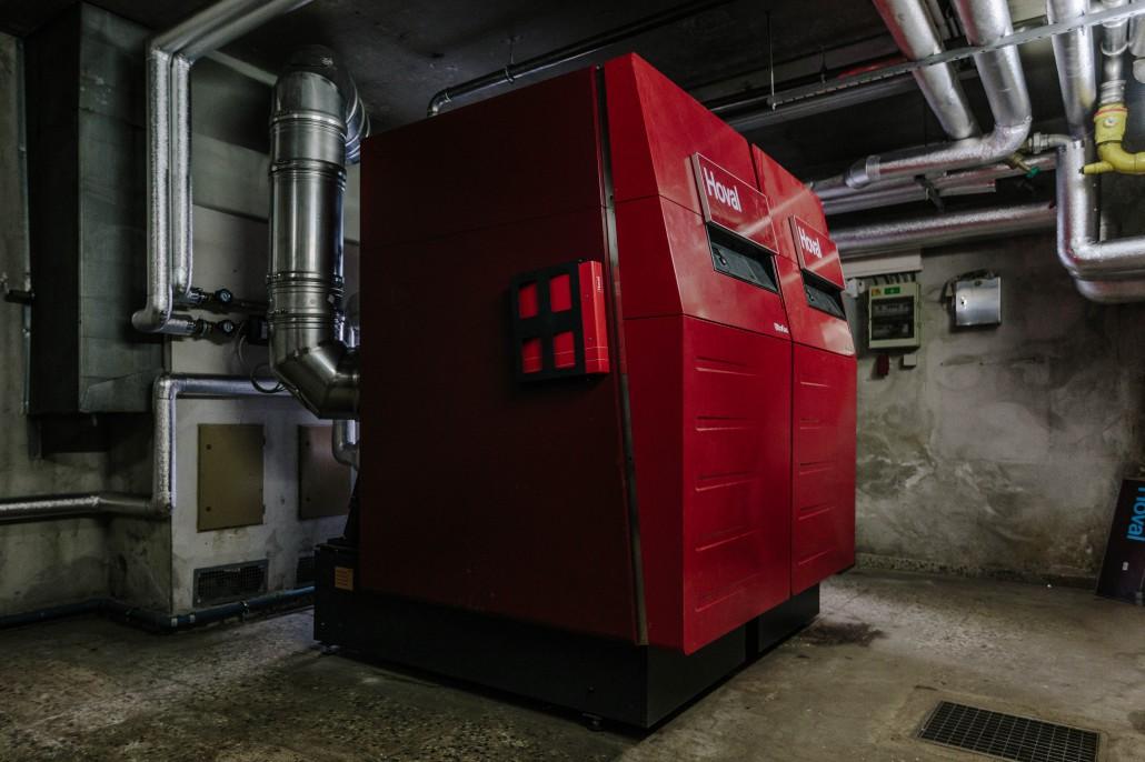 Konventionelle Heizsysteme - Fuchs Energietechnik